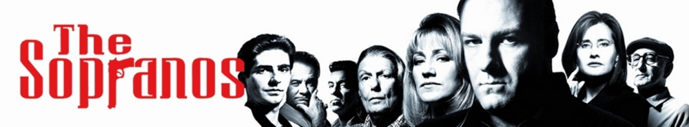 The Sopranos TV Show Banner