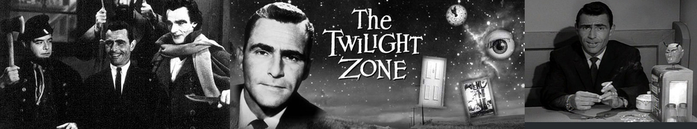 The Twilight Zone (1959) TV Show Banner