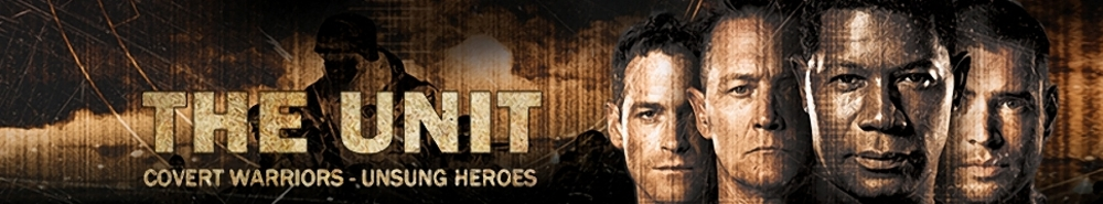 The Unit TV Show Banner