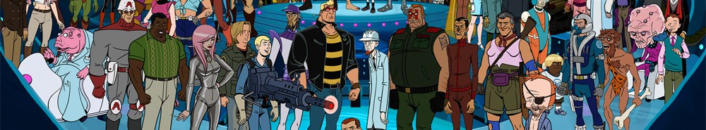 The Venture Bros. TV Show Banner
