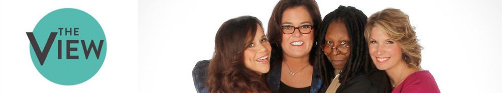 The View TV Show Banner