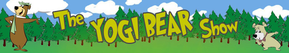 The Yogi Bear Show TV Show Banner