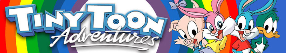 Tiny Toon Adventures TV Show Banner