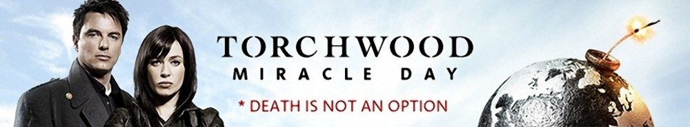 Torchwood: Miracle Day TV Show Banner