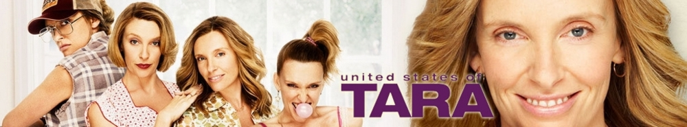 United States of Tara TV Show Banner