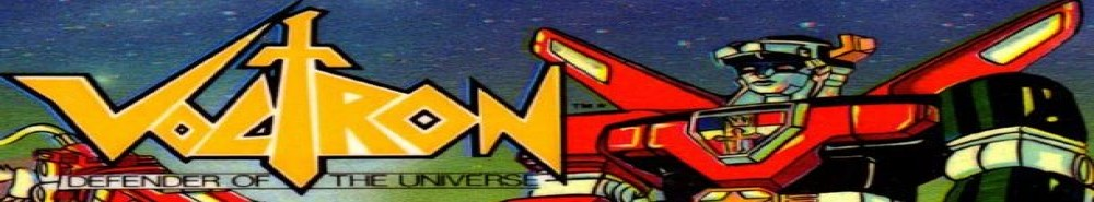 Voltron: Defender of the Universe TV Show Banner