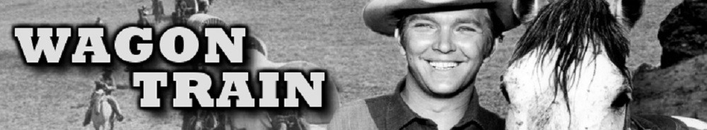 Wagon Train TV Show Banner