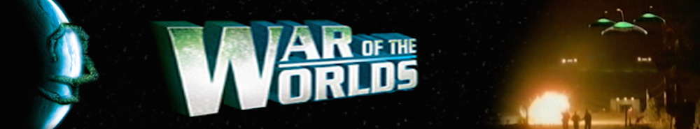 War of the Worlds TV Show Banner