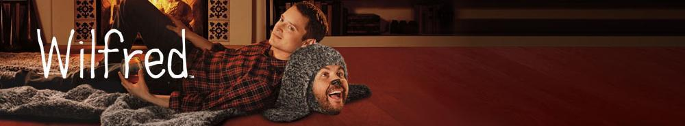 Wilfred TV Show Banner