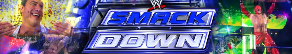 WWE Friday Night Smackdown TV Show Banner
