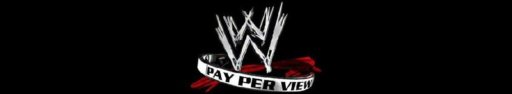 WWE Pay-Per-View TV Show Banner