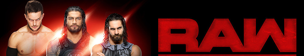 WWE Raw TV Show Banner