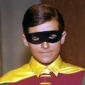 Robin played by Burt Ward