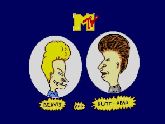 Beavis and Butt-Head tv show photo