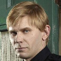 Bishop played by Mark Pellegrino