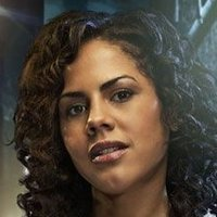Annie played by Lenora Crichlow