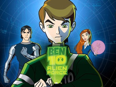 Ben 10: Alien Force tv show photo