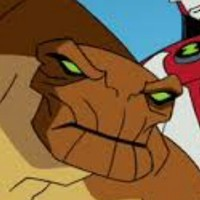 Humongousaur played by Dee Bradley Baker