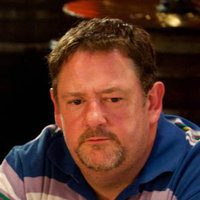 Geoff Maltby played by Johnny Vegas