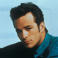 Dylan McKay played by Luke Perry