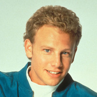 Steve Sanders played by Ian Ziering