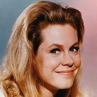 Samantha Stephens played by Elizabeth Montgomery