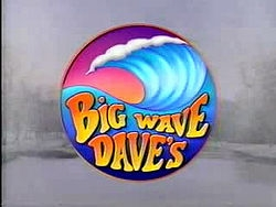 Big Wave Dave's tv show photo