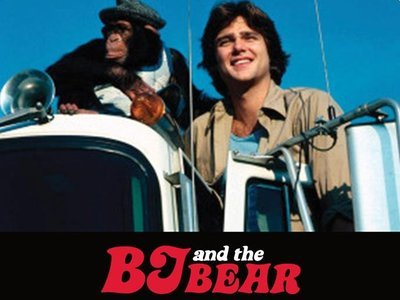 B.J. and the Bear tv show photo