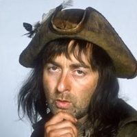 Baldrick played by Tony Robinson