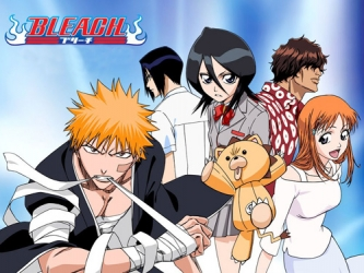 Bleach (JP) tv show photo