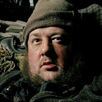 Krook played by Johnny Vegas
