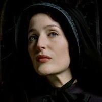 Lady Dedlock played by Gillian Anderson