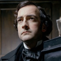 Mr. Kenge played by Alistair McGowan