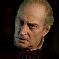 Mr. Tulkinghorn played by Charles Dance