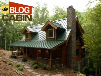 Blog Cabin tv show photo