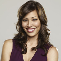 Angela Montenegro played by Michaela Conlin