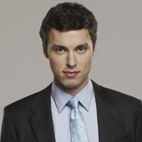 Dr. Lance Sweets played by John Francis Daley