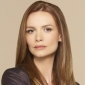 Lorraine Weller played by Saffron Burrows