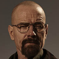 Walter H. Whiteplayed by Bryan Cranston