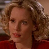 Anya played by Emma Caulfield