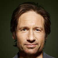 Hank Moody played by David Duchovny