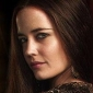 Morgan played by Eva Green