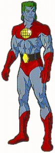 Captain Planet photo