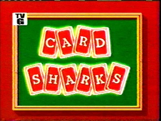 Card Sharks tv show photo