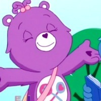 Share Bear Care Bears: Adventures in Care-a-Lot