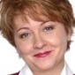 Anne Diamond played by Anne Diamond
