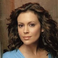 Phoebe Halliwell played by Alyssa Milano