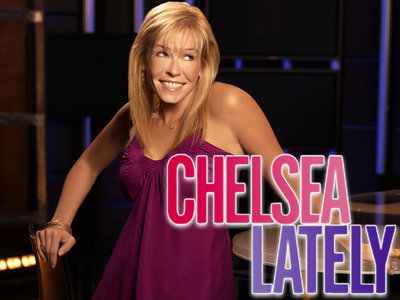 Chelsea Lately tv show photo