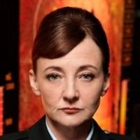 General Diane Beckman played by Bonita Friedericy