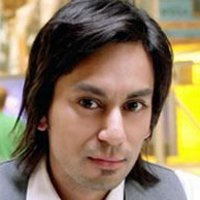Lester Patel played by Vik Sahay